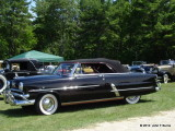 1953 Ford Sunliner Convertible