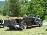 1928 Lincoln Locke Bodied Phaeton