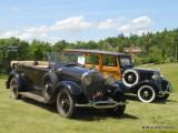 1928 Lincoln Locke Bodied Phaeton