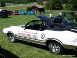 1970 Oldsmobile 442 Convertible Indy Pace Car