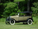 1929 Model A Touring