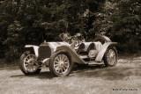 1911 Mercer Raceabout - Sepia