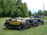 Ford Model A's