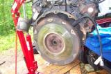 Hard-to-find flywheel