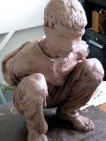 boy :: clay