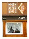 Coffee with folk music