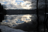 Shawnigan Lake in January