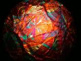 Polarized Sugar Crystals - EW