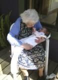 Grandma Betty's Visit, Birthday