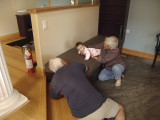 Goofing with Grandparents 1.JPG