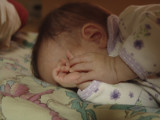 Sleeping Hands.JPG