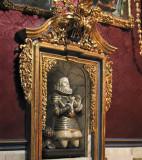XVII Century Statue ofPedro Ruiz de Ahumada