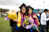 Lac Thu, Eileen, Sheila, Thuy, Amy graduations
