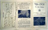 Inn Flyer 1930's