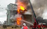 Wallingford Elevator Training Fire