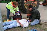 Lake Park Disaster Drill 4/19/06