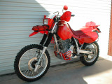 2004 Honda XR 650L