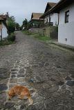 Hollókõ, the magic village at Hungary