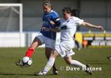 Havant & Waterlooville ladies Vs  Portsmouth Ladies