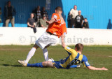 Basingstoke Town vs Havant & Waterlooville 13th April 2009
