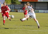 Havant & WaterloovilleLa dies vs  Bracknell Town Ladies