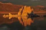 First Light at Mono Lake
