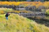 Photographer at Beaver Dam