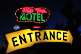 The Hill Top Motel, Kingman, Arizona, USA