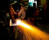 The Welder - Proof the Industrial Age Still Lives
