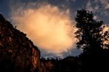 Cloud over Yosemite