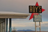 Roy's Cafe and Motel - Amboy, California