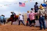 We Stop at a Navajo Rodeo