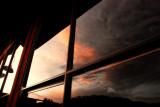 Sunset Reflection, Clem Miller Education Center