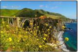 Bixby Bridge and The Big Sur Coast