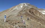 Red Slate Mountain - so close, so far.