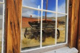 Wagon Reflection, Bodie
