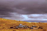 Dark Skies over the Standard Mill, Bodie
