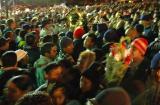 Throngs At La Placita Church