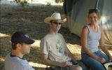 Family Camping at Malibu Creek State Park