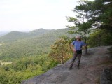 Indian Fort Lookout Trail