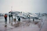 172nd ANG P-51 Mustang