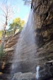 Anglin Falls - January 2, 2011