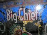 Big Chief Pinball Machine