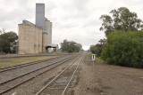 Taken from the station at Culcairn in New South Wales.