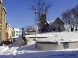 St Marys Church In Winter 1