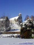 St Marys Church In Winter 2