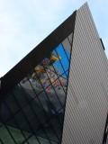 8th Toronto's Royal Ontario Museum new Crystal addition