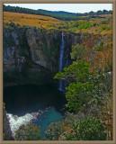 Mpumalanga waterfall [textured] (0891)