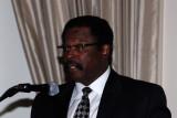 Coach Joe Taylor at the Tallahassee QB Club