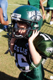 Carter's last Football game in 2010
